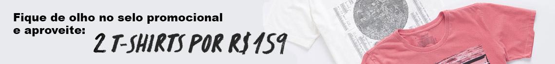 T-Shirt promocionais