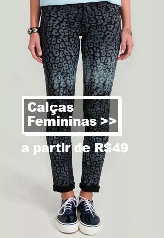 Calças Jeans, Skynny, pantacourt em Promoção no Bazar da Redley