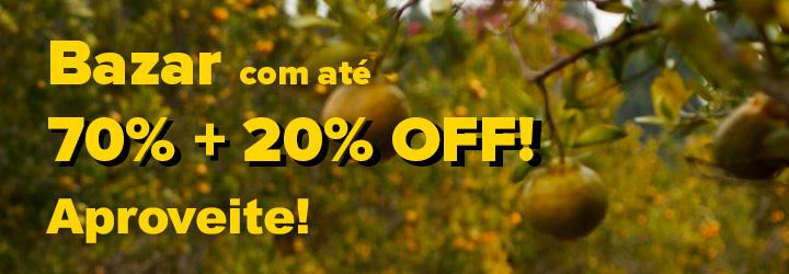 Promoção na Redley - Bazar 70% OFF + 20% - Mobile