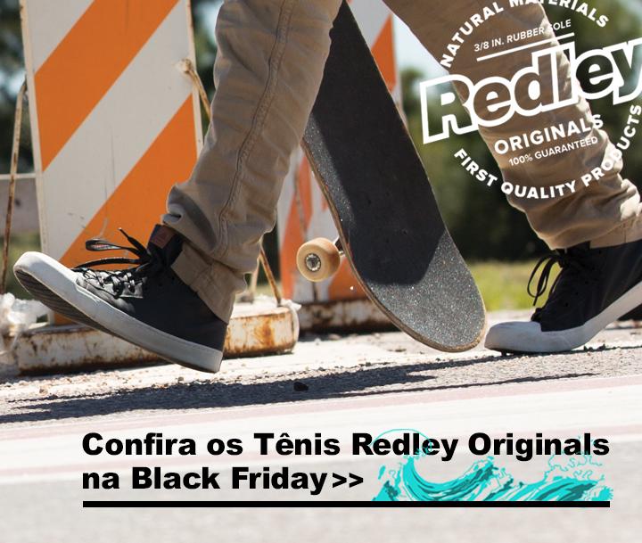 Tênis Redley Originals na Black Friday - Mobile