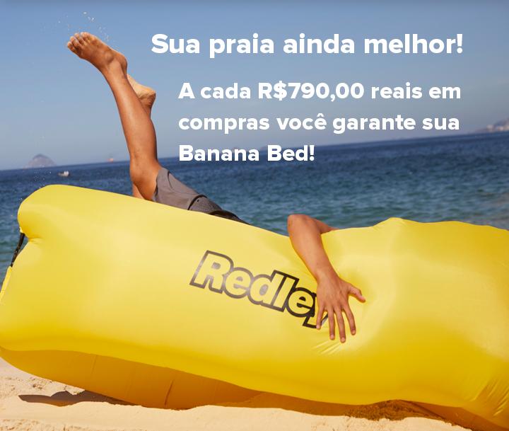 Redley Praia, banana bed- Mobile