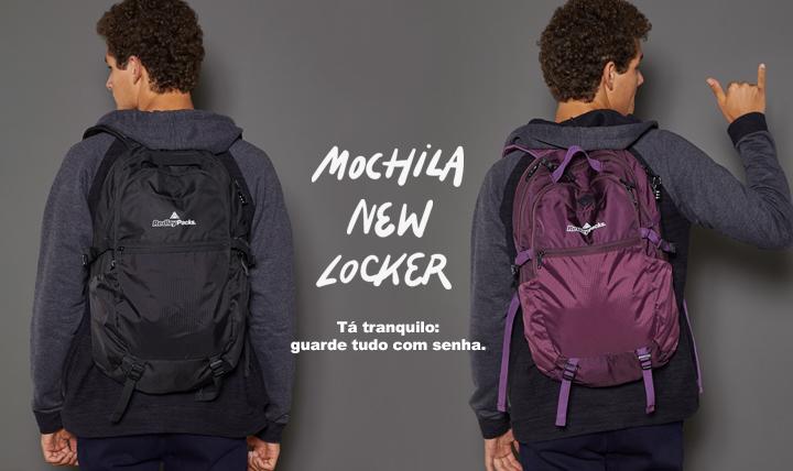 Lançamento Mochila Locker Redley - Mobile