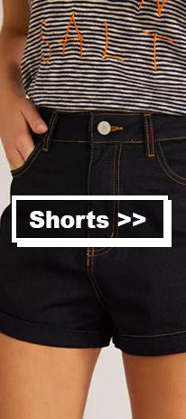 Shorts femininos Redley