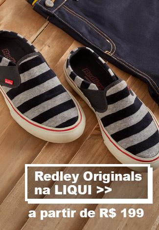 Tênis Redley na liqui