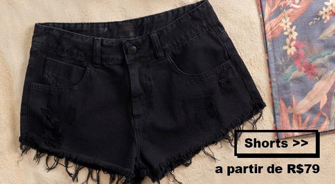 Shorts na liqui