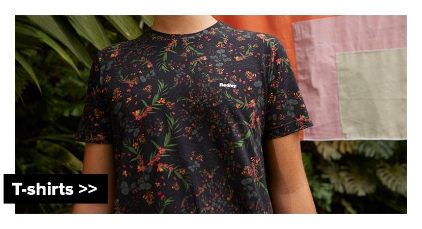 T-shirts -  Coleção Trovão Tropical