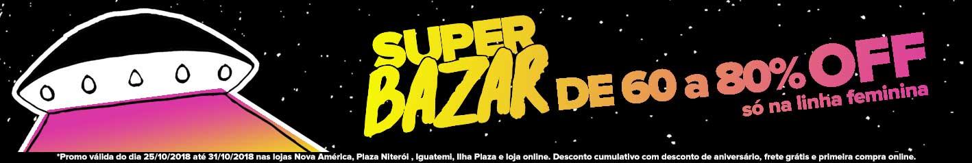 bazar + 20% off