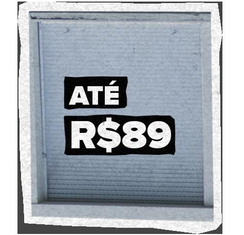 Até R$89