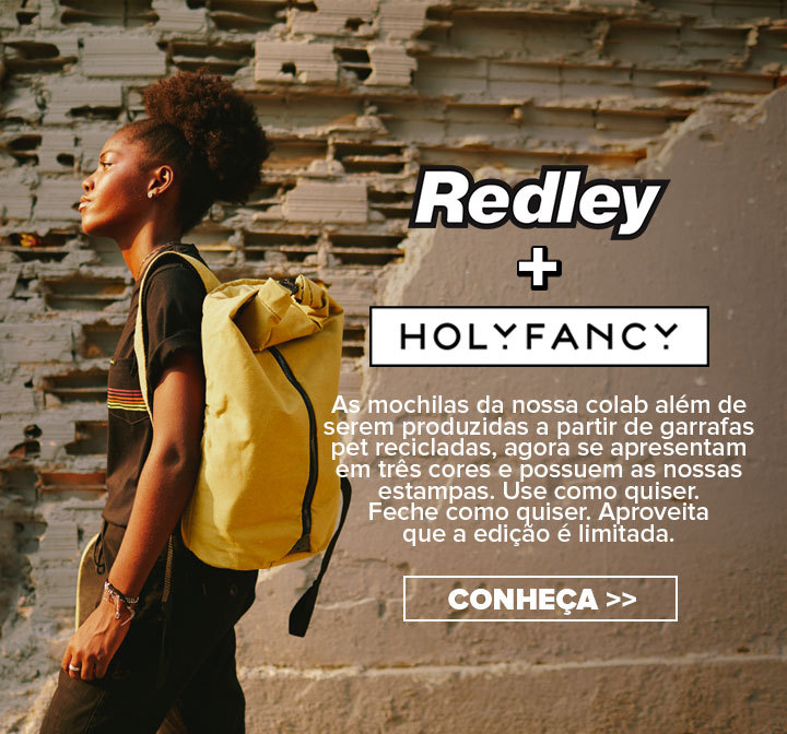 Colab Redley + Holy Fancy